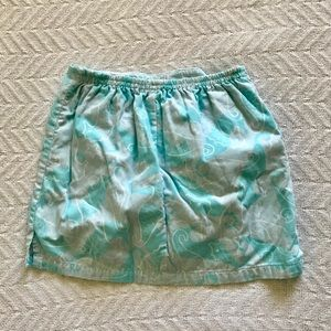 Lilly Pulitzer Bottoms - Size 4 Lilly Pulitizer skirt with built in shorts